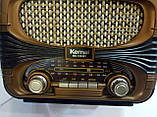 Радиоприемник Kemai MD-1903BT, фото 3