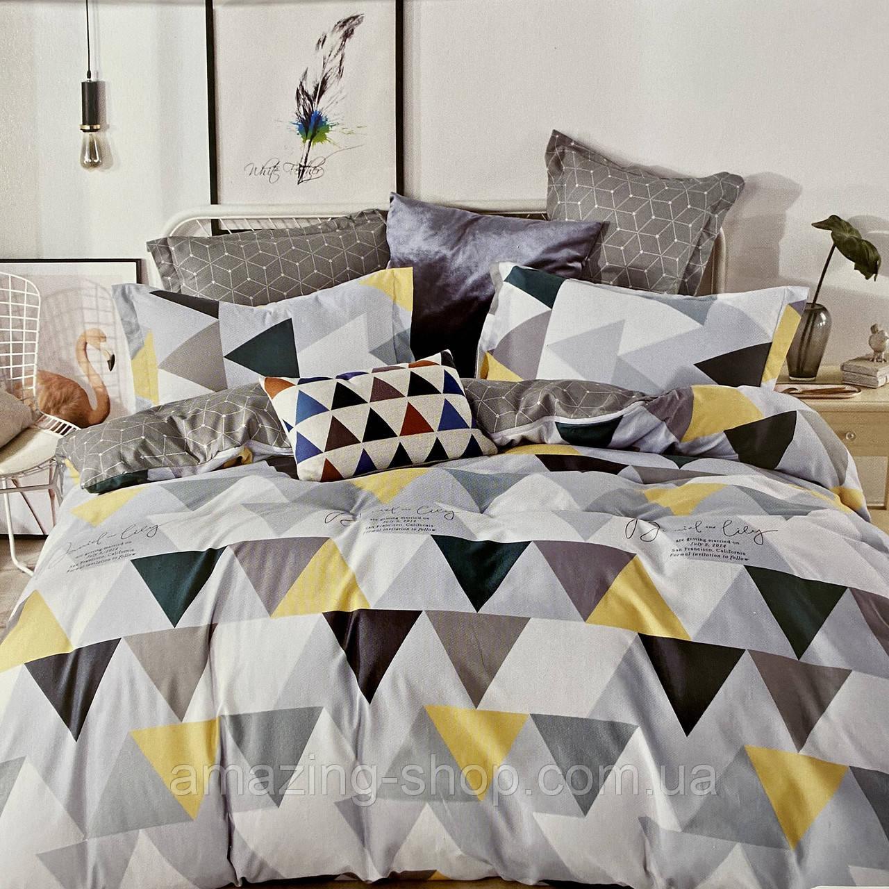 Постельное белья Двуспальное с простыню на резинке 160х200+20см   Комплект постельного белья Фланель на резине