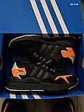 Adidas Nite Jogger (черные) cas, фото 4