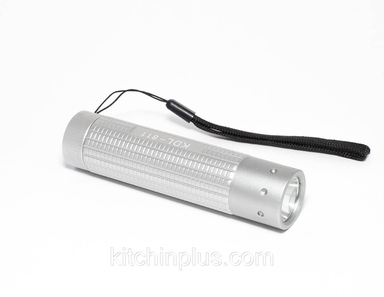 Фонарик ручной KDL-811 светодиодный