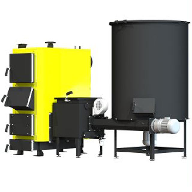 Твердопаливний котел KRONAS BIO MASTER потужністю 500 кВт