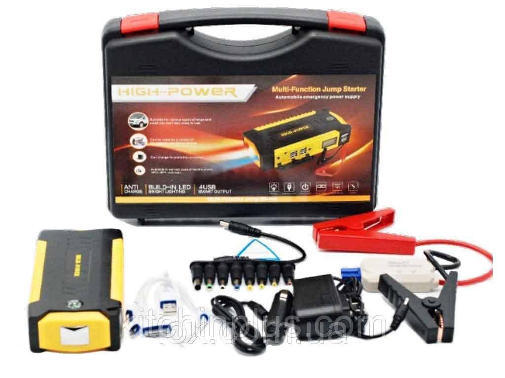 Пусковое зарядноe устройство Jump starter для авто cs-29 a 19800mAh