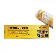 Нагревательный мат  In-Therm 13.9 кв.м 2790 Вт (Чехия), фото 3