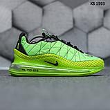 Nike Air Max AM720-818 (зеленые) cas, фото 2