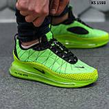 Nike Air Max AM720-818 (зеленые) cas, фото 4