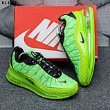 Nike Air Max AM720-818 (зеленые) cas, фото 5