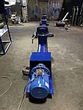 Шнековый винтовой конвейер (транспортёр) стационарный для транспортировки цемента, фото 2