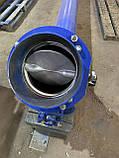 Шнековый винтовой конвейер (транспортёр) стационарный для транспортировки цемента, фото 5