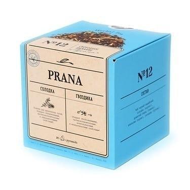 Для облегчения дыхания Prana Чайный напиток для укрепления здоровья дыхательной системы,в пирамидках по 2гр