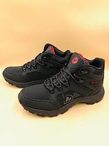 "Зимние мужские ботинки ""YIKE WATERPROOF"" - мех, фото 2"