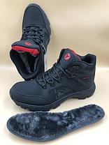 "Зимние мужские ботинки ""YIKE WATERPROOF"" - мех, фото 3"