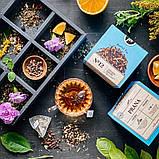 Для облегчения дыхания Prana Чайный напиток для укрепления здоровья дыхательной системы,в пирамидках по 2гр, фото 5