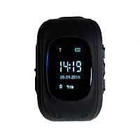 Детские умные часы Smart Watch GPS трекер Q50/G36 Black | Дитячий розумнийгодинник трекер