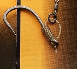 Крючки для оснастки типа чод-риг Fox Edges Armapoint Stiff Rig Straight (10шт), фото 2