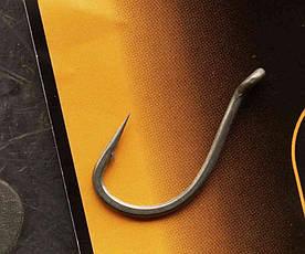 Крючки для оснастки типа чод-риг Fox Edges Armapoint Stiff Rig Straight (10шт), фото 3