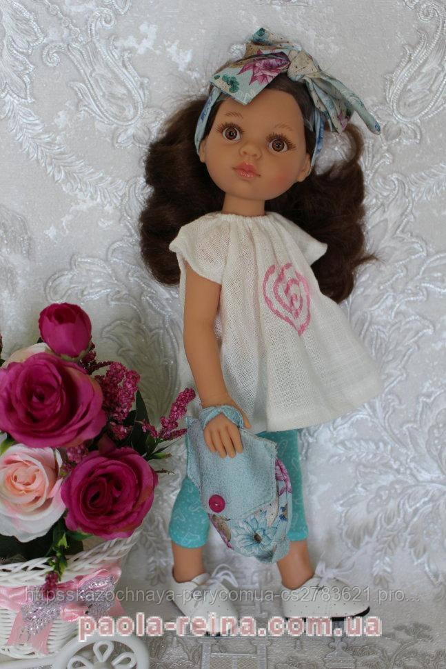 Кукла Paola Reina Кэрол 04422, 32 см