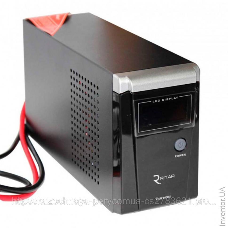 Источник бесперебойного питания RITAR RTSW-500 LCD