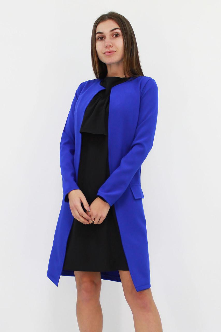 Классический женский кардиган Classic, синий