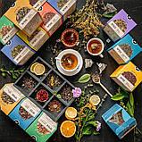 Для облегчения дыхания Prana Чайный напиток для укрепления здоровья дыхательной системы,в пирамидках по 2гр, фото 7
