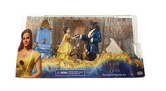 Набір фігурок з фільму Красуня і Чудовисько - Beauty and the Beast, Jakks pacіfіc