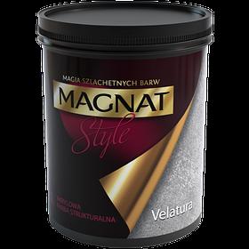 Краска декоративная структурная бархатная Magnat Style Velatura 1 л