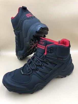 """Зимние мужские ботинки """"YIKE Keepwarm"""" - мех, фото 2"""