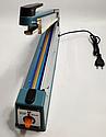 Настольный импульсный запайщик PFS-400 с ножом, фото 2