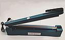Настольный импульсный запайщик PFS-400 с ножом, фото 3