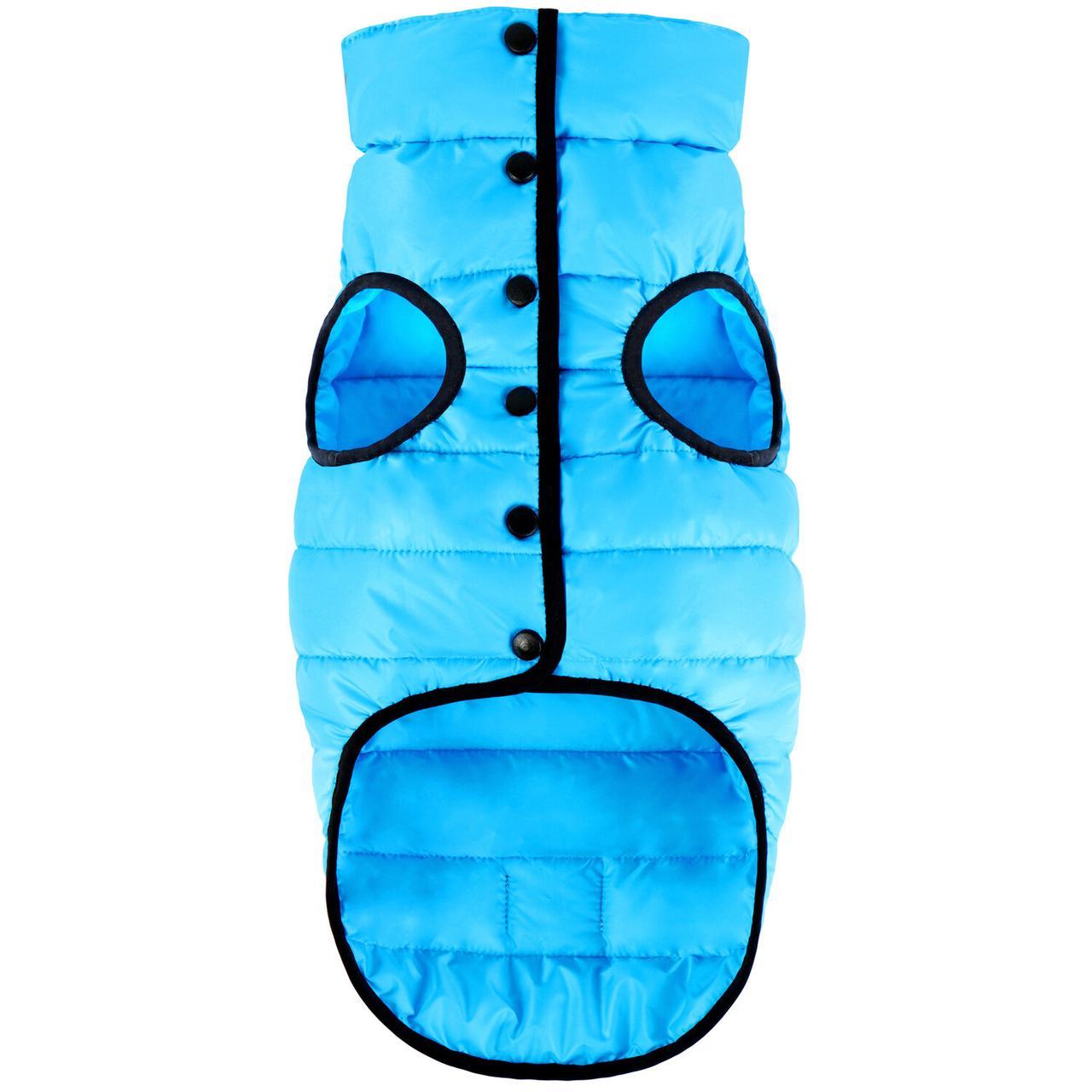 Куртка Airy Vest One M 45 жилет блакитний одяг для собак