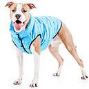 Куртка Airy Vest One M 45 жилет блакитний одяг для собак, фото 3