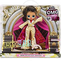Кукла ЛОЛ ОМГ Ремикс Селебрити с музыкой LOL Surprise! OMG Remix Collector Edition Jukebox B.B. 569886