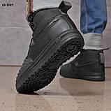 Nike LF1 Duckboot (черные) ЗИМА cas, фото 6