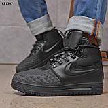 Nike LF1 Duckboot (черные) ЗИМА cas, фото 8