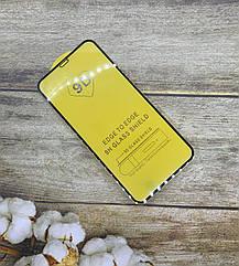 Защитное стекло на iPhone 11 захисне скло полное покрытие
