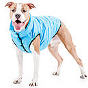 Куртка Airy Vest One M 47 жилет блакитний одяг для собак, фото 3