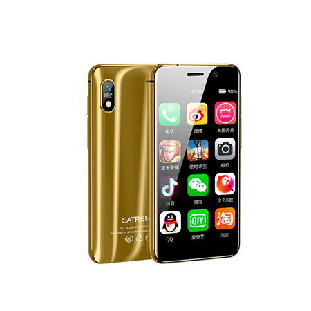 Tkexun S18 (Satrend S18) gold, фото 2