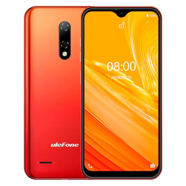 Ulefone Note 8 red