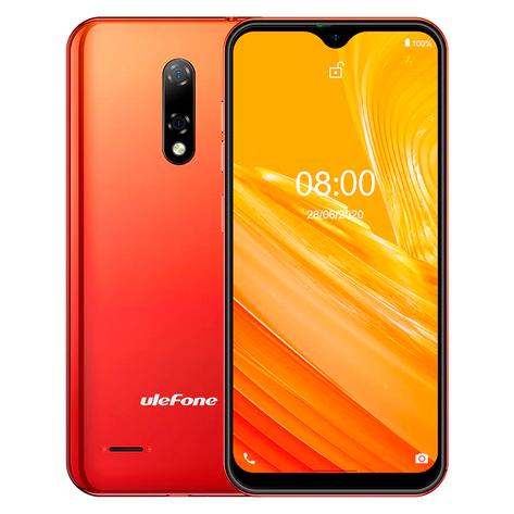 Ulefone Note 8 red, фото 2