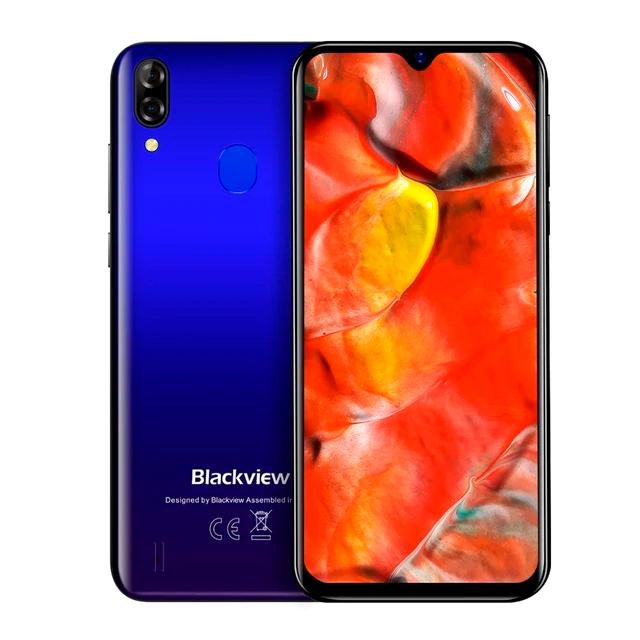 Blackview A60 Plus blue