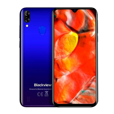 Blackview A60 Plus blue, фото 2