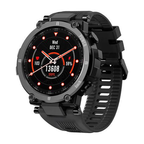 Смарт часы Kospet Raptor black, фото 2