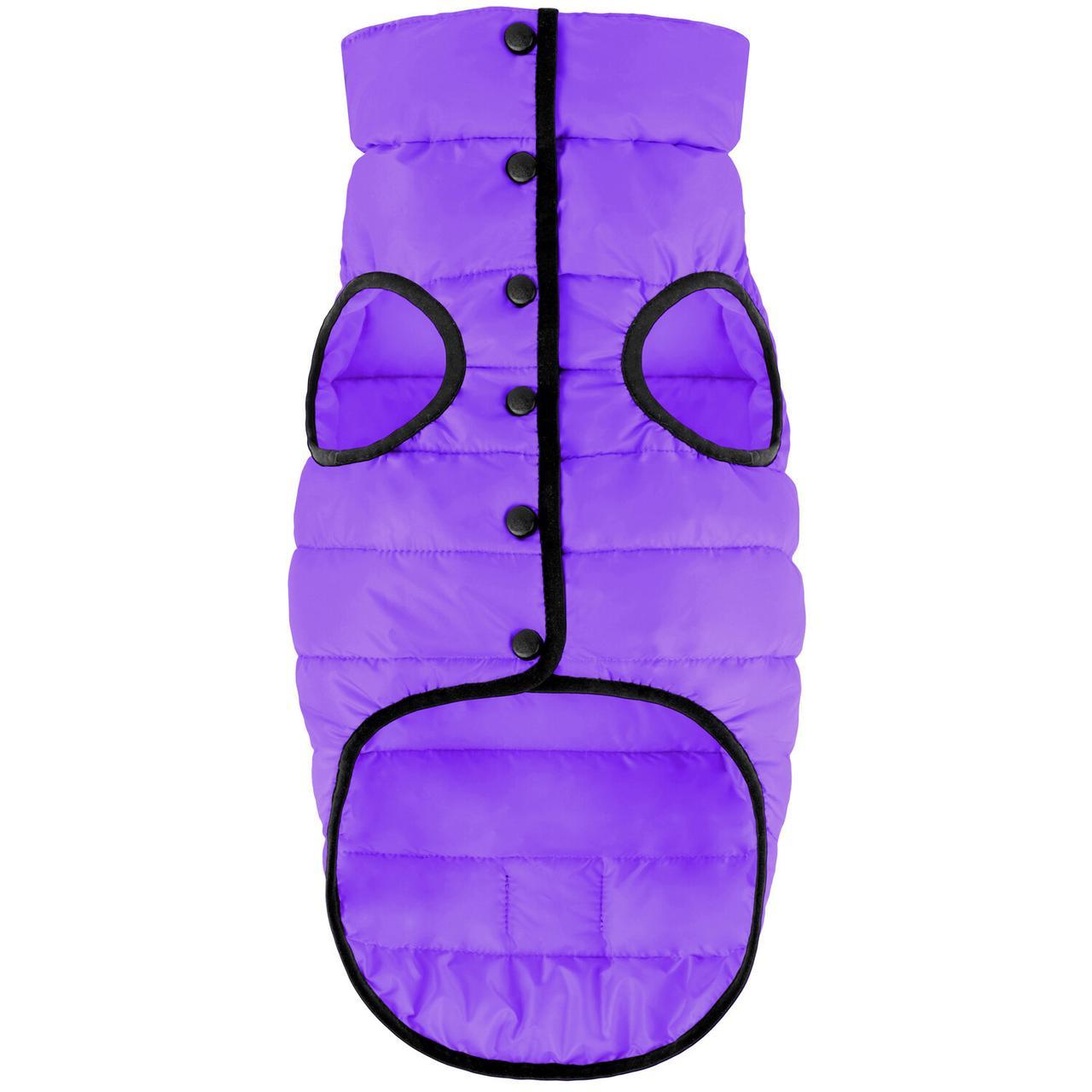 Куртка Airy Vest One M 47 жилет фіолетовий одяг для собак