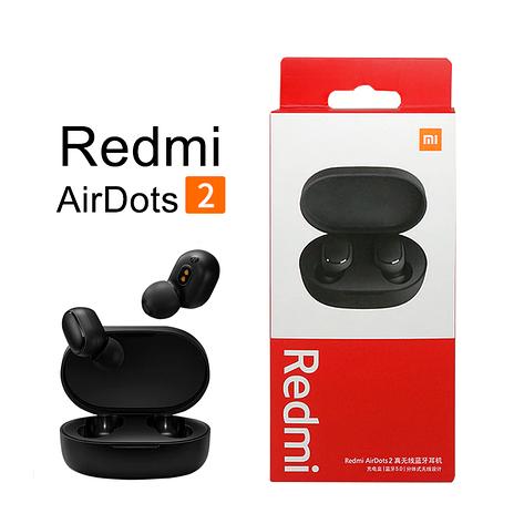 Навушники Xiaomi Redmi Airdots 2 black, фото 2