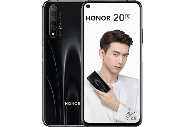 Huawei Honor 20S 6/128Gb Black, фото 2