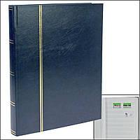 УЦЕНКА!!! Альбом для марок SAFE - 48 страниц - синяя обложка, фото 1