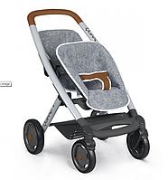 Коляска для близнецов SMOBY Stroller For Twins Maxi Cosi Quinny Felt 253204, фото 1
