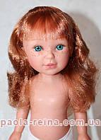Лялька Vestida de Azul, Пауліна рудий із чубчиком, D-80, фото 1