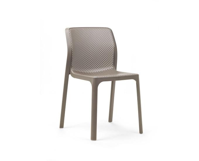 Крісло Bit tortora для тераси 52х55х84см