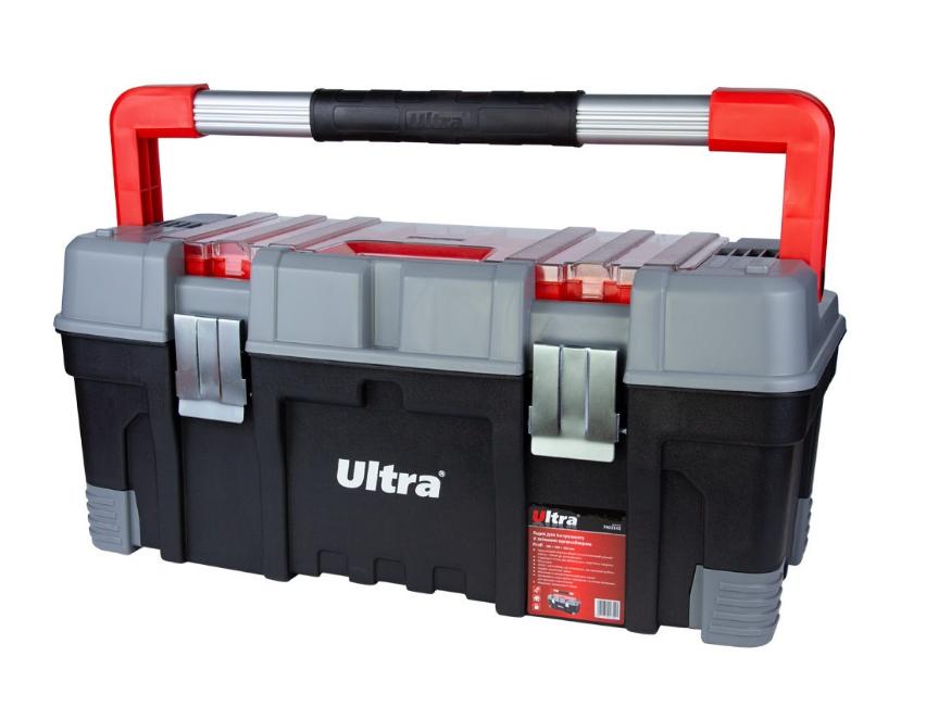 Ящик для инструмента с съемным органайзером Profi 560×280×250 мм, Ultra (7402342)