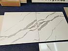 Плитка для пола  CALACATTA VERA 600х600 матовая бела, фото 2